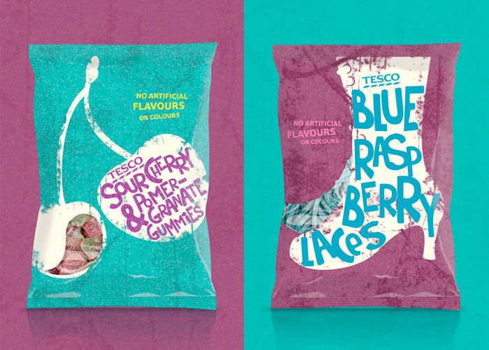 tesco-700x502 Envasado de dulces: todo lo que necesita saber sobre él