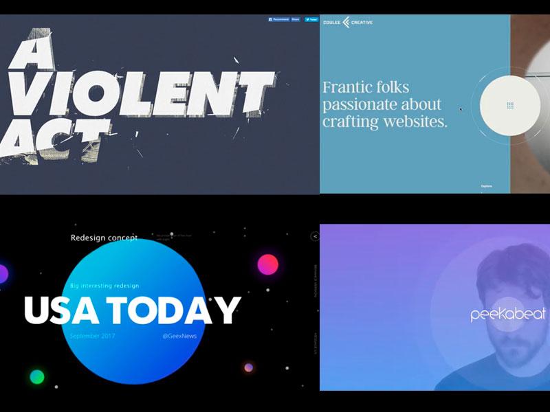 18 mejores ejemplos de animación CSS