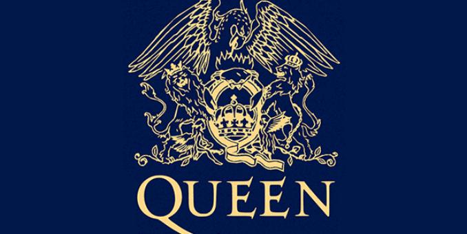 Logo original de Queen