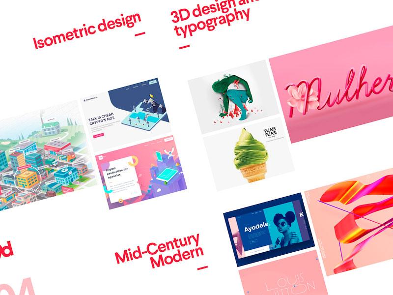 10 mejores tendencias de diseño gráfico inspiradoras 2019