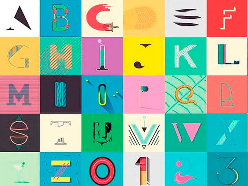 tipografía y términos para diseñadores