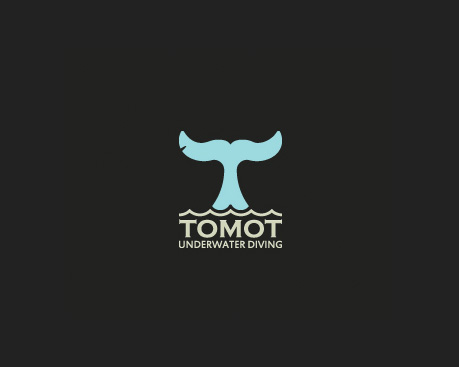 logotipos de diseñadores, Tomot