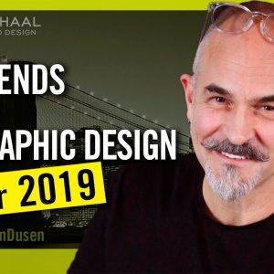 Tendencia de diseño gráfico en el 2019