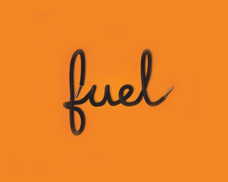 logotipos de diseñadores, Combustible