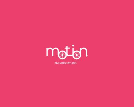 logotipos de diseñadores, Estudio de animacion de movimiento