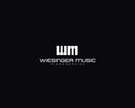 Servicio de piano de música Wiesinger