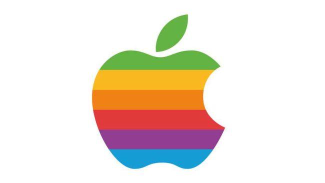 Los mejores logos de todos los tiempos: Apple