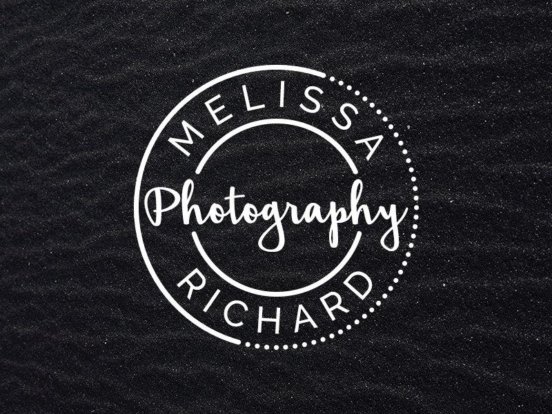 Insignia de fotografía clásica logo