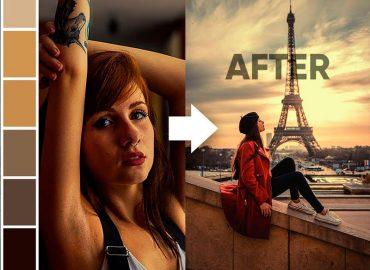 fotos colores aplicación