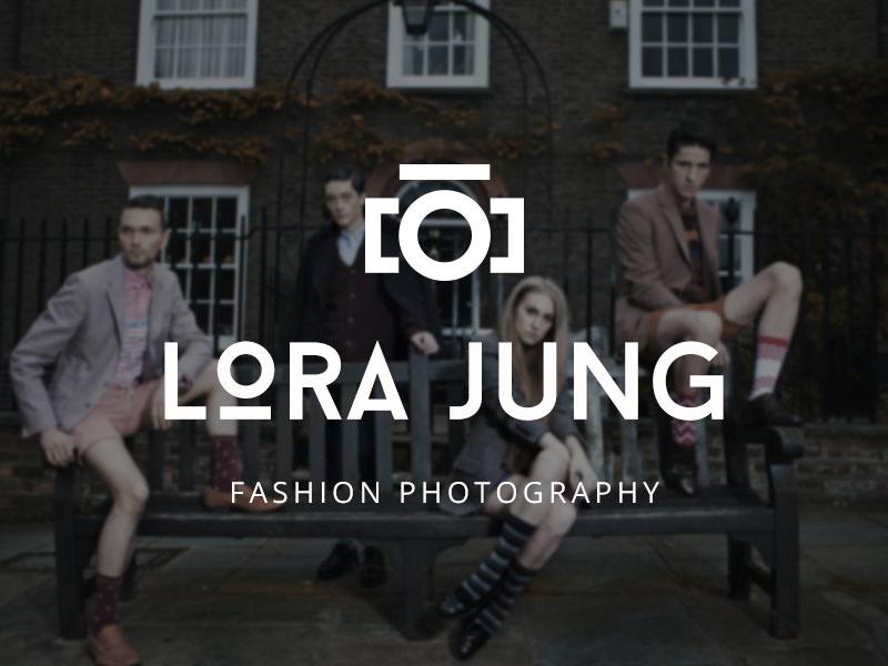 Logo de fotografia de moda