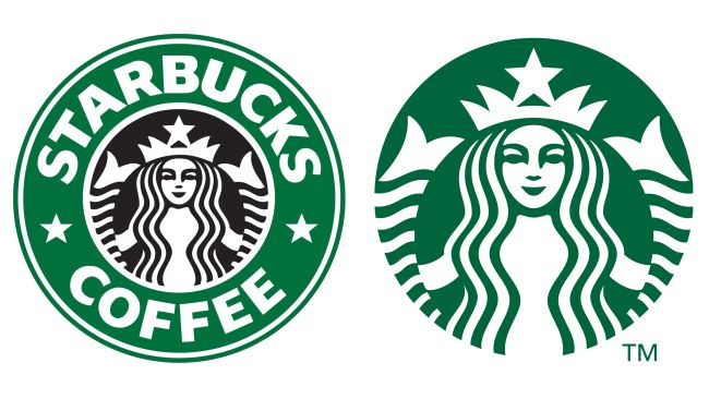 Famosos logos sin texto: starbucks