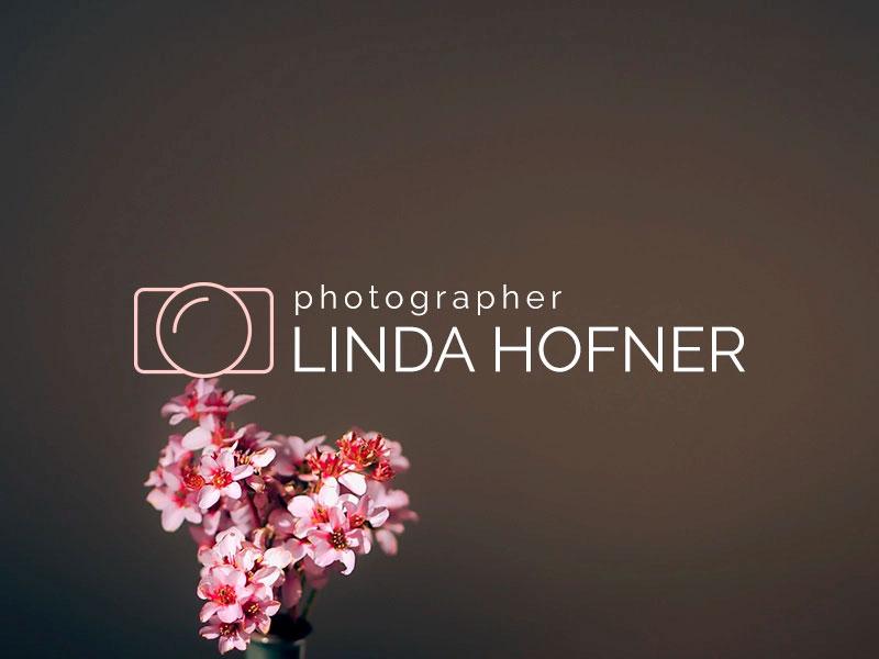 Simple camera logo