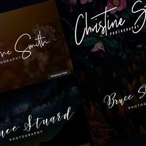 firmas tipografías