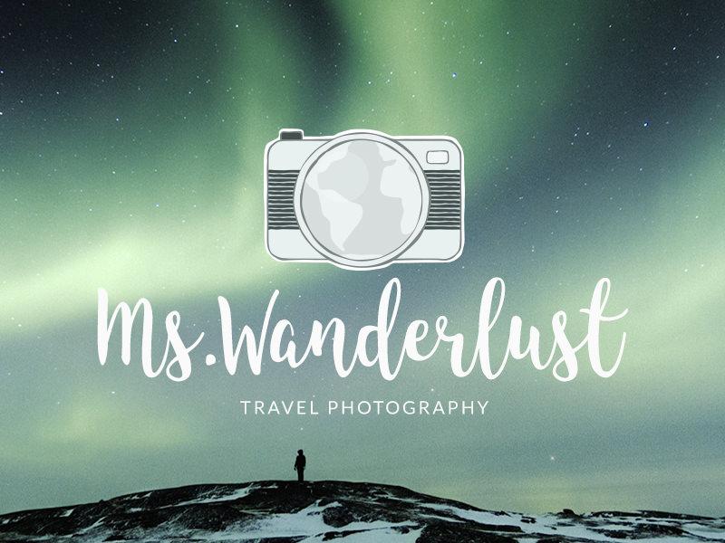 Logo viajero mundial
