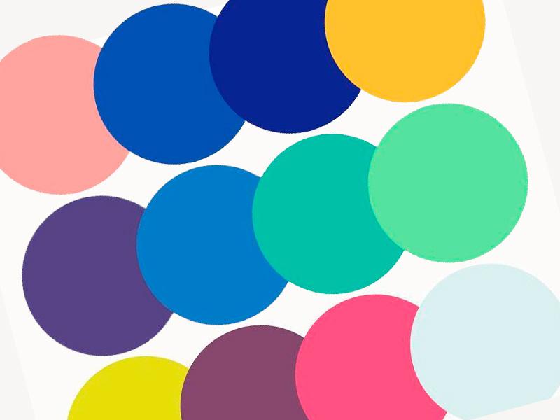 41 Hermosas Paletas De Colores Para Tu Próximo Diseño Ideakreativa