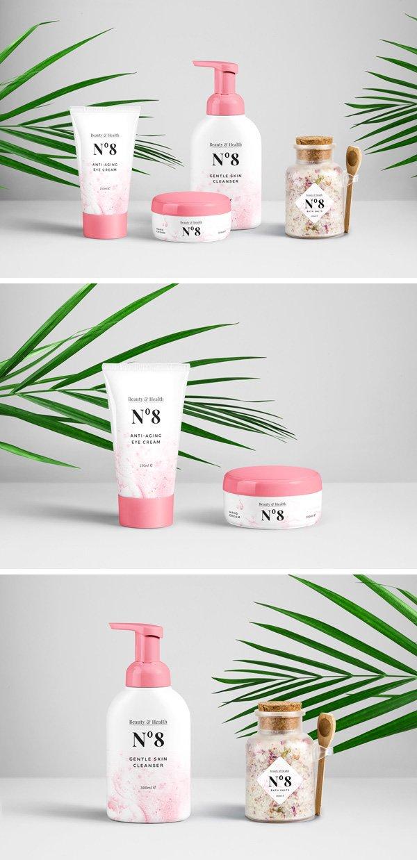 Embalaje de cosméticos