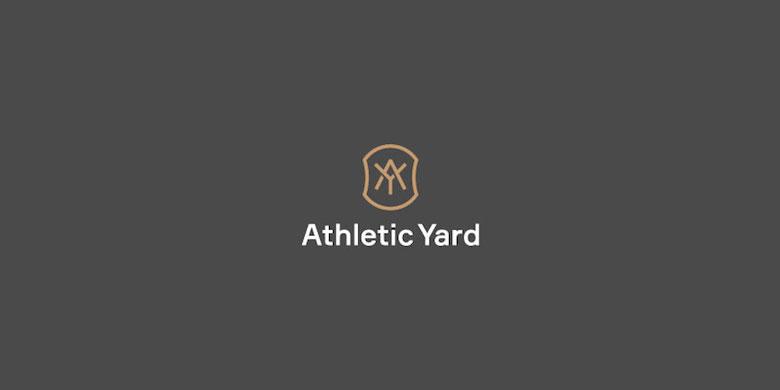 Logos minimalistas creativos para la inspiración del diseño - Athletic Yard
