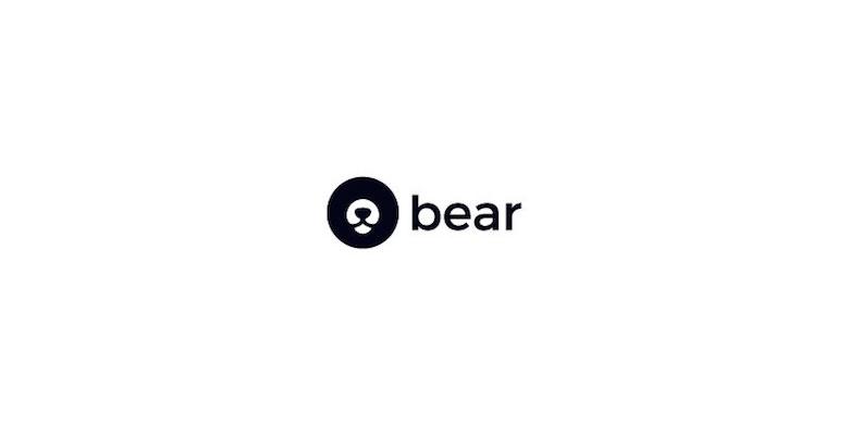 Logos minimalistas creativos para la inspiración del diseño - Oso