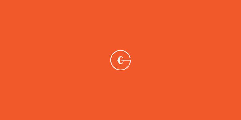 Logos mínimos creativos para la inspiración del diseño - Gimnasio Getfit