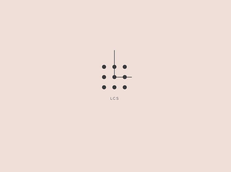 Logotipos minimalistas creativos para la inspiración del diseño - Little Clock Shop