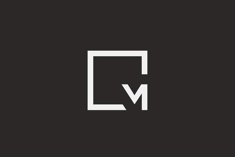 Logotipos mínimos creativos para la inspiración del diseño - Mind Frame Cinema