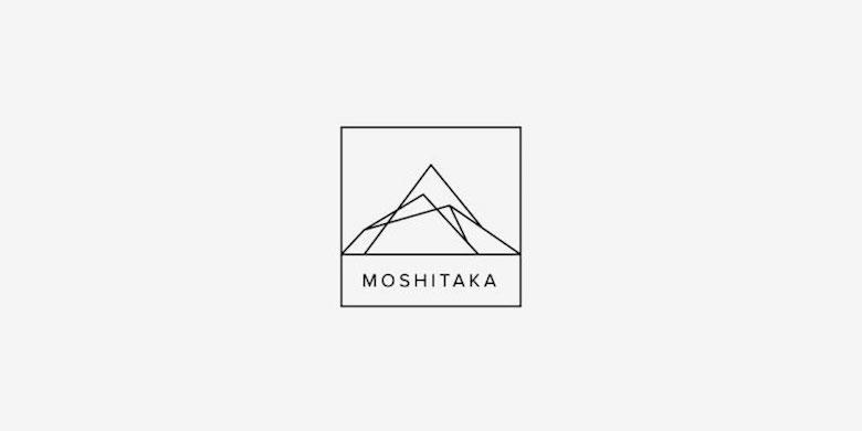 Logos mínimos creativos para la inspiración del diseño - Moshitaka