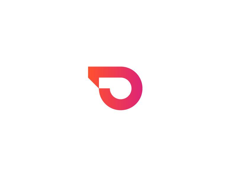 Logos minimalistas creativos para la inspiración del diseño - P Whistle