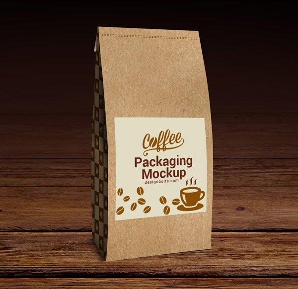 Maqueta de café de alta calidad para PSD