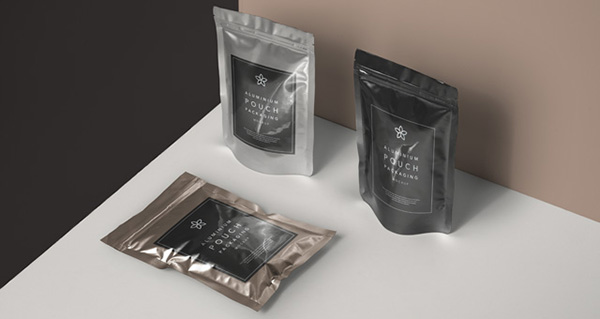 Embalaje de lámina de metal maqueta vol2