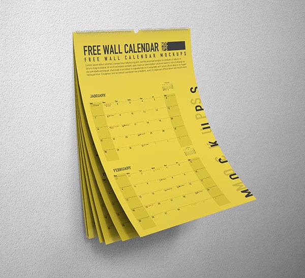 Free-Wall-Calendar-Mockups