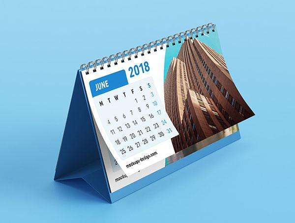 Escritorio-calendario-maqueta