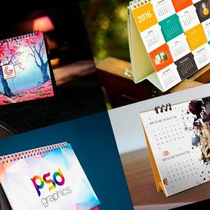calendarios gratis 2019 - 2020