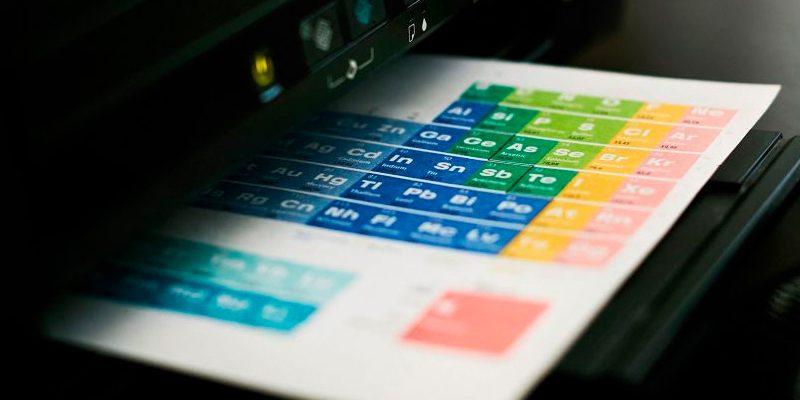 tabla peródica nuevo diseño