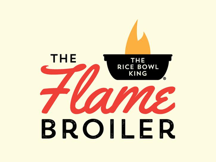 Logotipos de Alimentos, logo de asador a la llama