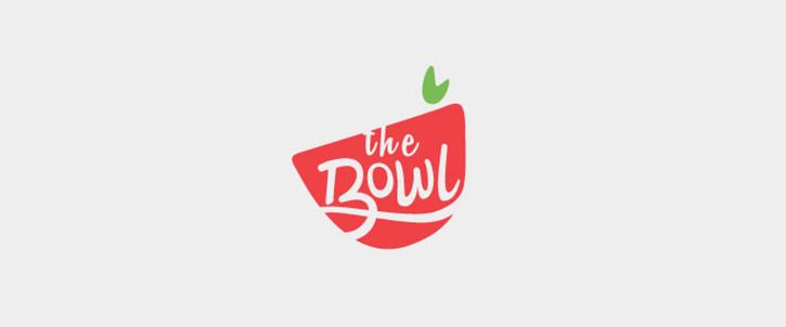 Logotipos de Alimentos, el logo del tazón