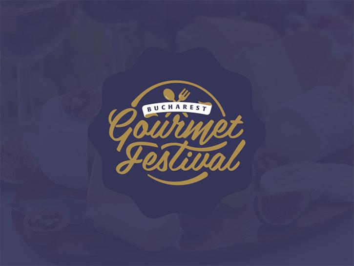 Logotipos de Alimentos, logo del festival gourmet