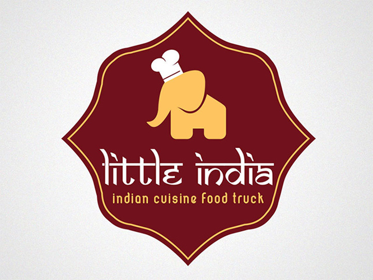 pequeño logotipo de india