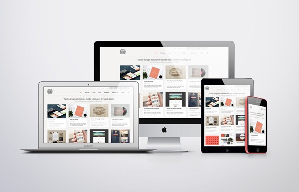 Mockups gratuitas para dar vida a tus diseños