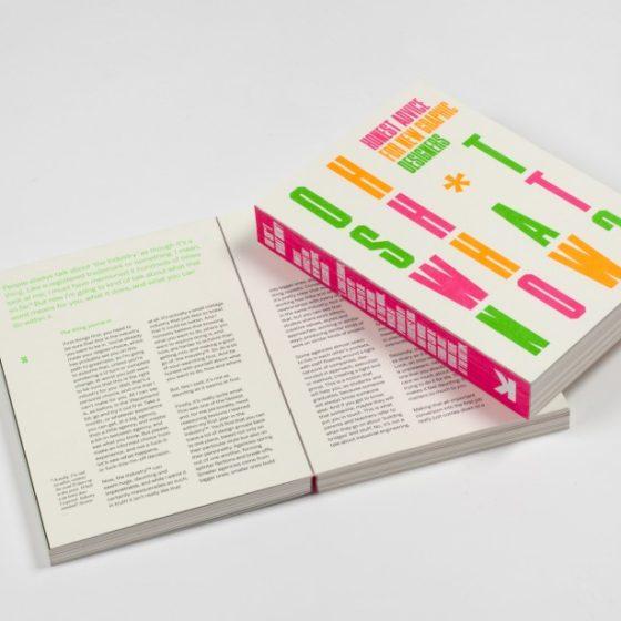 Libros esenciales de diseño gráfico, ho shith