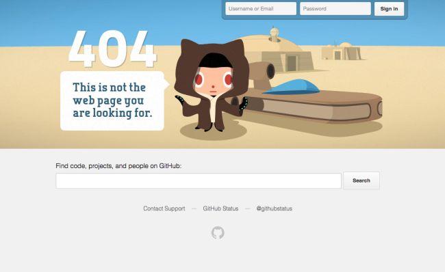 Mejores ejemplos de efectos parallax en sitios web