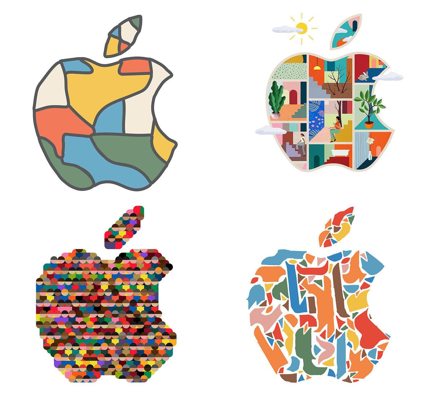 Logotipo de Apple,