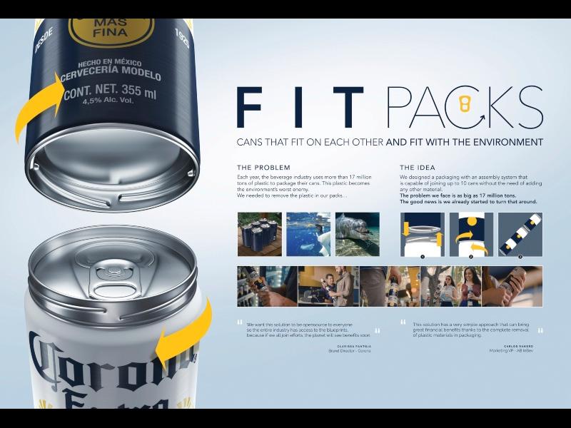 corona fit pack