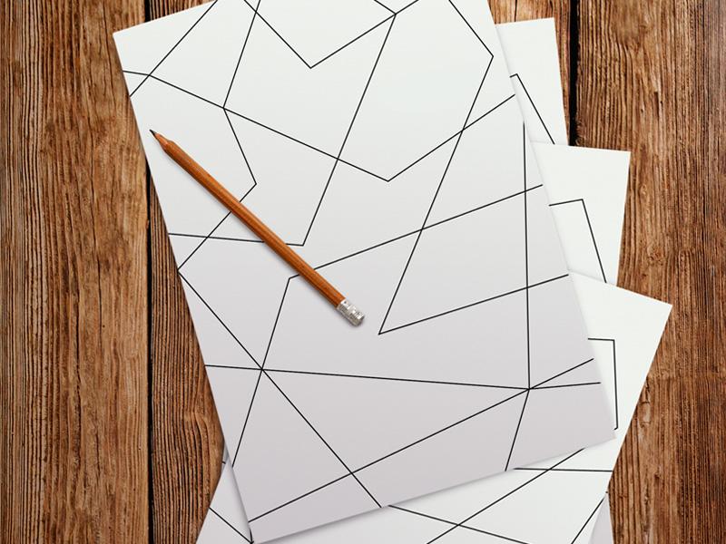 formatos de papel para diseño