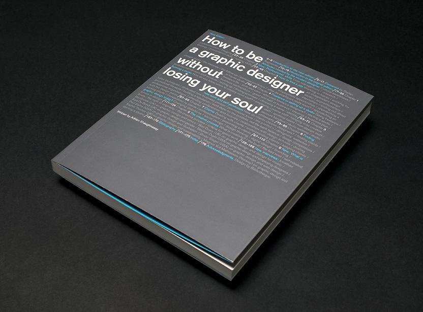 Libros esenciales de diseño gráfico, diseñador sin perde el alma