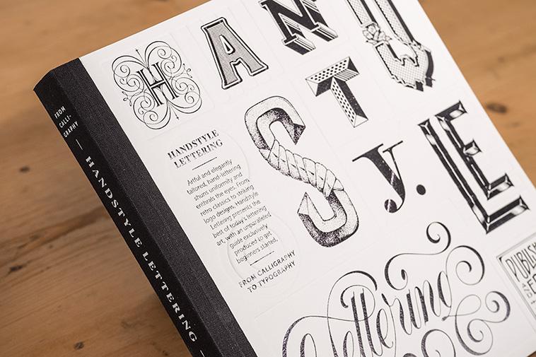 Libros esenciales de diseño gráfico, lettering