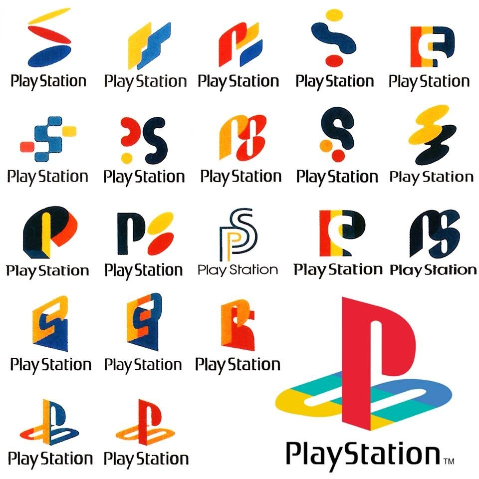 logitipos de play station