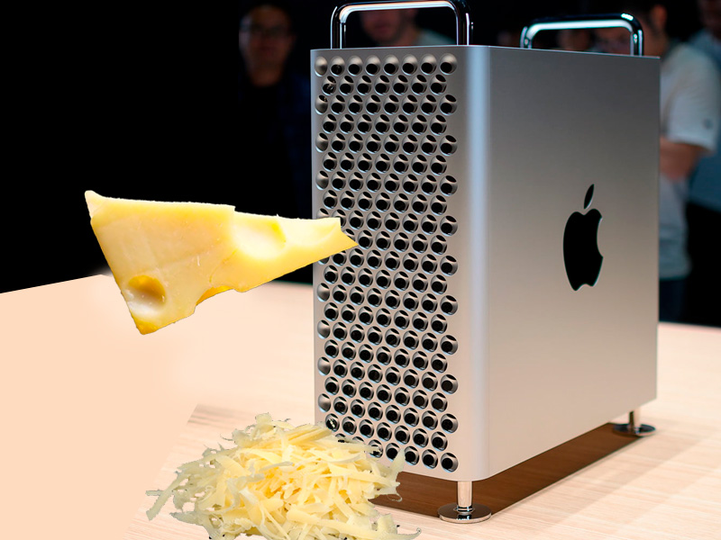 Nuevo mac pro cheese