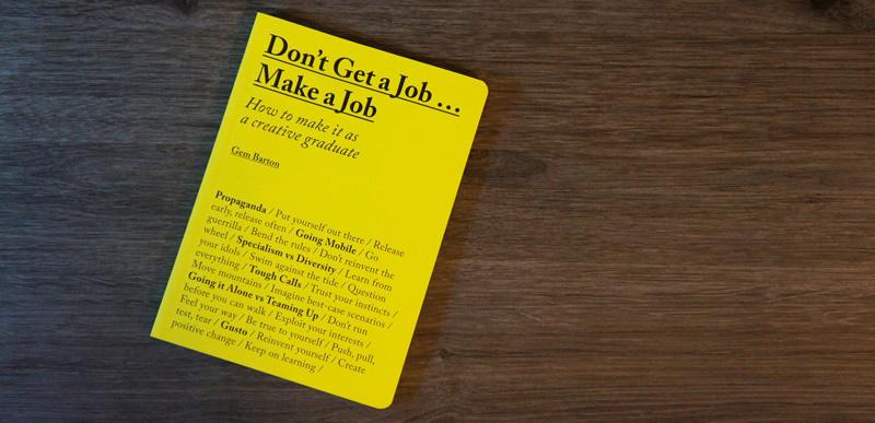 Libros esenciales de diseño gráfico, no consigas trabajo