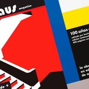 bauhaus revista 100 años