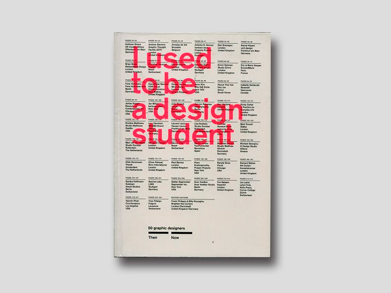 Libros esenciales de diseño gráfico, cuando fuí estudiante